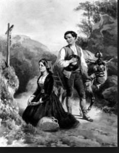 Italian Peasant and Woman II