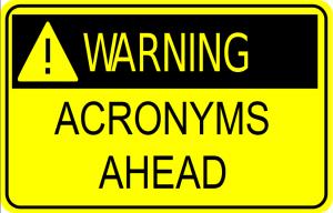 Acronyms[1]