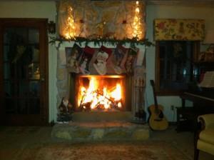 JHH Fireplace