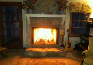 Snow Fire