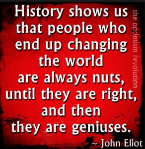 nuts and geniuses