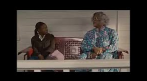 Madea Praying