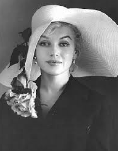 """""""Boys think girls are like books, If the cover doesn't catch their eye they won't bother to read what's inside.""""  Marilyn Monroe"""