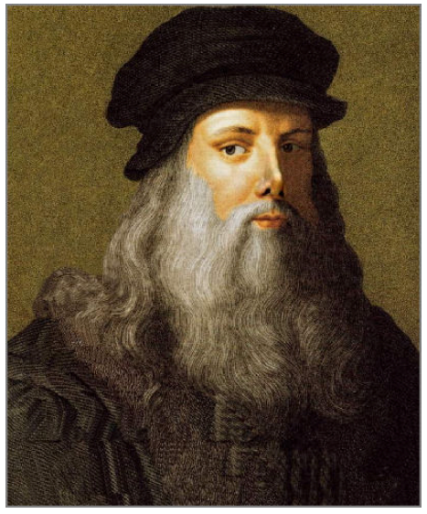 """It had long since come to my attention that people of accomplishment rarely sat back and let things happen to them.  They went out and happened to things."" Leonardo da Vinci"