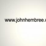 April Update For www.johnhembree.com