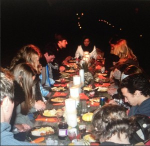Friendsgiving Prayer