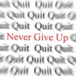 Living Out An Almost Life (Never Give Up)
