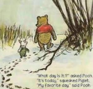 Pooh Monday