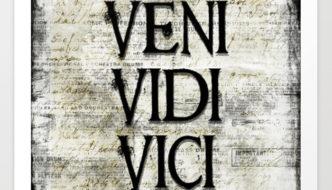 Veni, Vidi, Vici